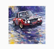 1972 Rallye Monte Carlo Lancia Fulvia 1600HF Munari Mannucci winner Unisex T-Shirt