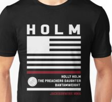 Holly Holm - Fight Camp Collection Unisex T-Shirt