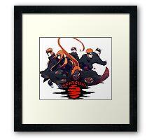 akatsuki Framed Print
