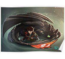 Dragon Master Poster