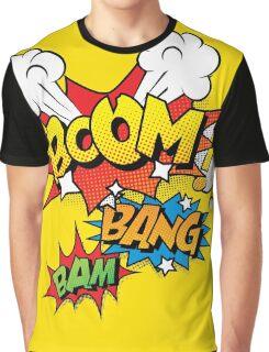 Boom Graphic T-Shirt