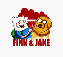 Adventure Time Jake And Finn Unisex T-Shirt