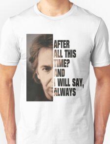 alan rickman T-Shirt