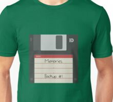 Floppy Memories Unisex T-Shirt