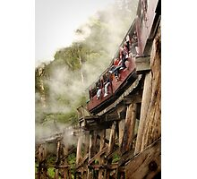 Puffing Billy Tradition Photographic Print