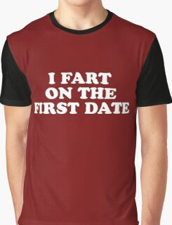 fart date Graphic T-Shirt