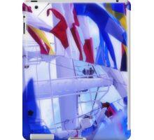 ship flags iPad Case/Skin