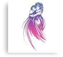Fantasy Girls Canvas Print