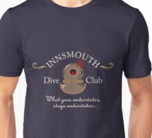 Innsmouth Dive Club Logo Unisex T-Shirt