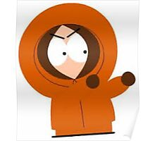 kenny Mccormick South Park Poster