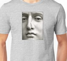 Marble Statue  Unisex T-Shirt