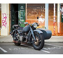 Rusty Ride Photographic Print