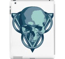 Illuminati skull iPad Case/Skin