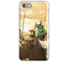 Little boy blue iPhone Case/Skin