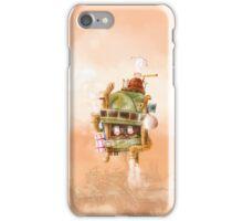 Banxu explorers iPhone Case/Skin