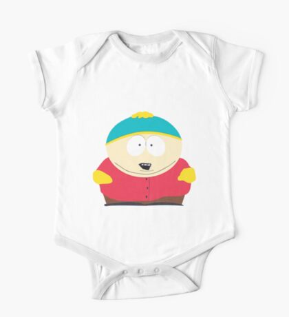 Eric Cartman South Park One Piece - Short Sleeve