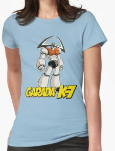 Garada K-7 Mazinger Womens Fitted T-Shirt
