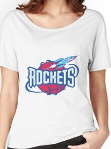 Houston Rockets Women's Relaxed Fit T-Shirt