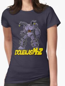 Doublas M-2 Womens Fitted T-Shirt