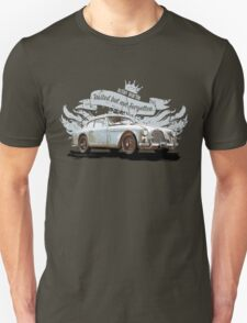Rusted But Not Forgotten Aston Martin T-Shirt