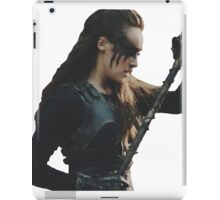 The 100 - Lexa 1 iPad Case/Skin