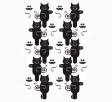 MARCHING CATS One Piece - Long Sleeve
