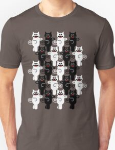 MARCHING CATS Unisex T-Shirt