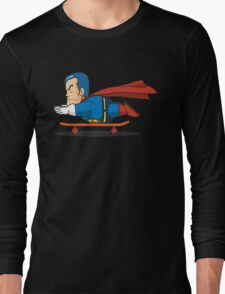 Suppaman Long Sleeve T-Shirt