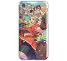 Karin Street Fighter Case iPhone Case/Skin