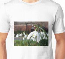 The Snowdrop Unisex T-Shirt