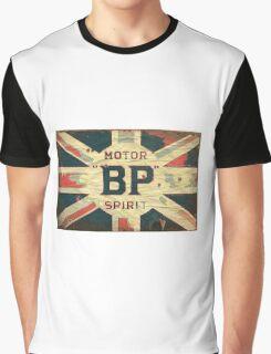 British Petrol Graphic T-Shirt