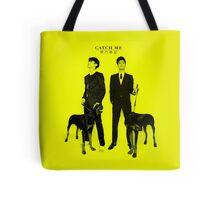 TVXQ Catch Me Kpop Tote Bag