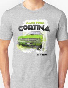 NEW Classic Ford Cortina Men's T-shirt Unisex T-Shirt