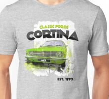 NEW Classic Ford Cortina Men's T-shirt Unisex T-Shirt