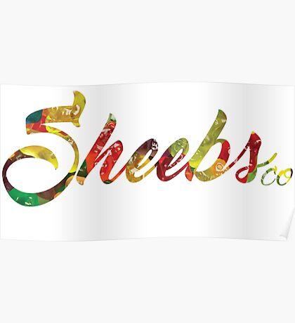 Sheebs CO Gummy Bears Poster