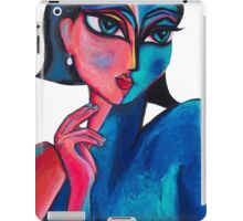 The Girl Who Stole the Pearl Earring iPad Case/Skin