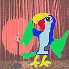 Myrtle The Parrot Recites A Poem by pinkyjainpan