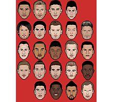 Arsenal 2015/2016 Photographic Print