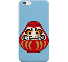 Cute Daruma doll iPhone Case/Skin