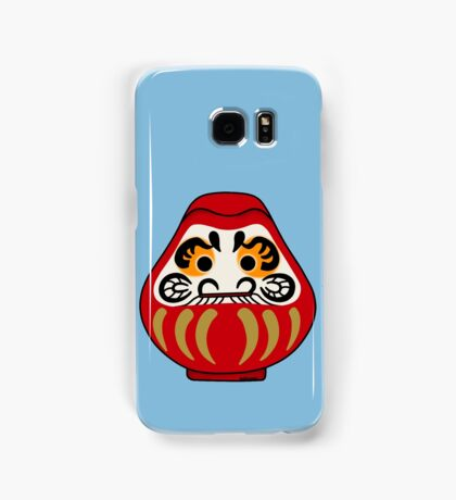 Cute Daruma doll Samsung Galaxy Case/Skin