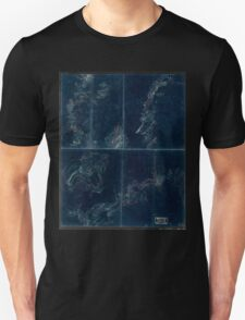 009  Five sketches along the Valley Pike in the vicinity of Fishers Hill Strasburg Cottontown Mount Hope Toms Brook etc Inverted Unisex T-Shirt