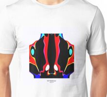 MR MANTICLAW - With Border Unisex T-Shirt