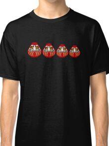 Daruma russian nesting doll style Classic T-Shirt