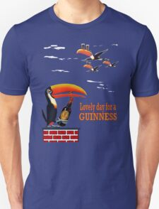 LOVELY DAY FOR A GUINNESS Unisex T-Shirt