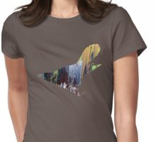 Cuckoo  Womens Fitted T-Shirt
