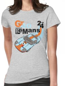 NEW Classic Ford GT40 T-shirt Womens Fitted T-Shirt