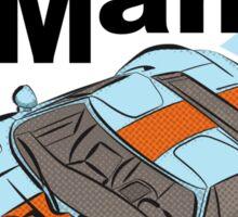 NEW Classic Ford GT40 T-shirt Sticker