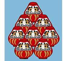 Mount Daruma Photographic Print