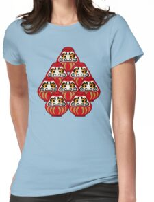 Mount Daruma Womens Fitted T-Shirt