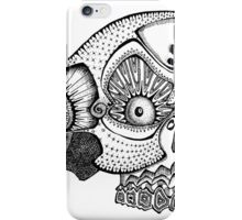 Morte the Skull  iPhone Case/Skin